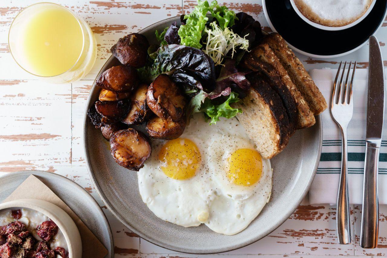 Bar Moxy Breakfast - Eggs