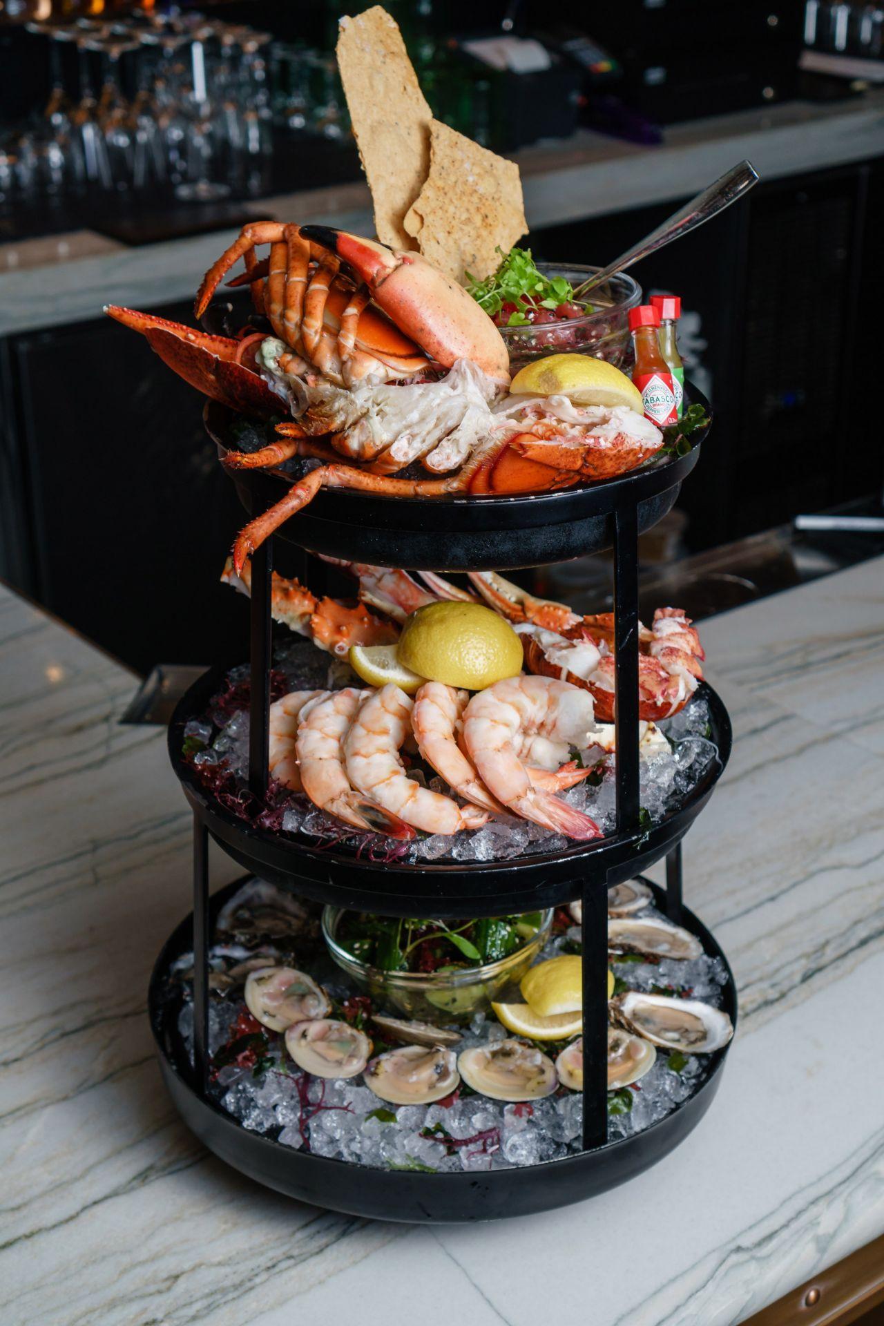 Legasea 7th Ave Seafood Tower