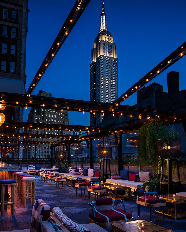 Magic Hour Rooftop Bar & Lounge - East Terrace