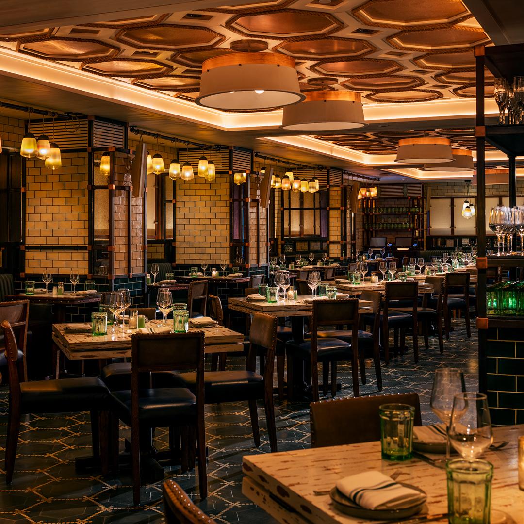 Legasea Seafood Brasserie - Main Dining Room