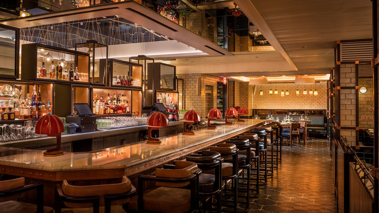 Legasea Seafood Brasserie - Bar