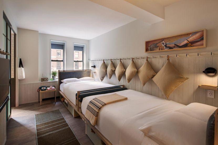 Double Double Bedroom