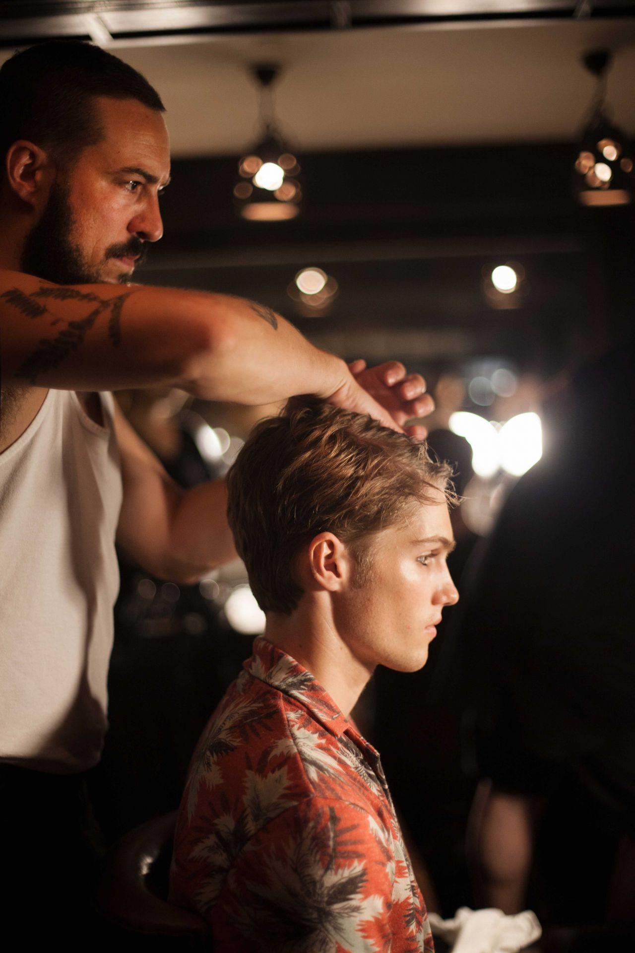 Blind Barber Profile - Justin Gramelspacher
