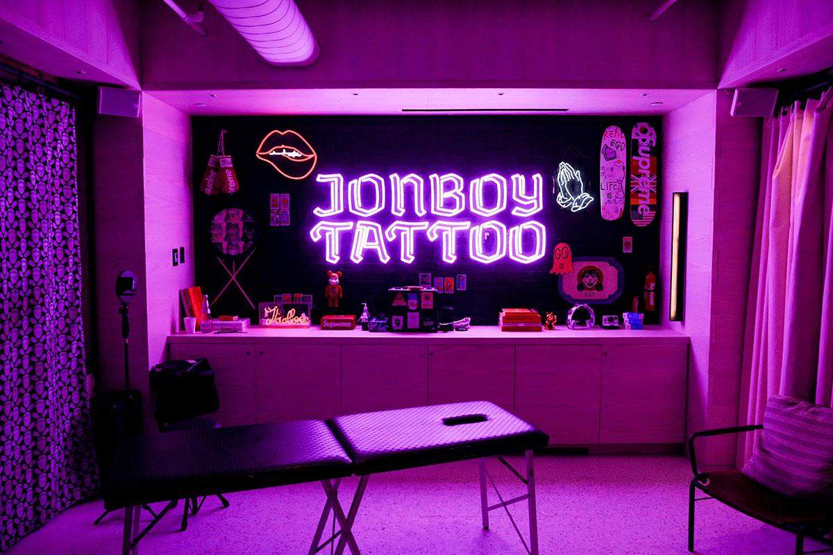 JonBoy Tattoo Studio