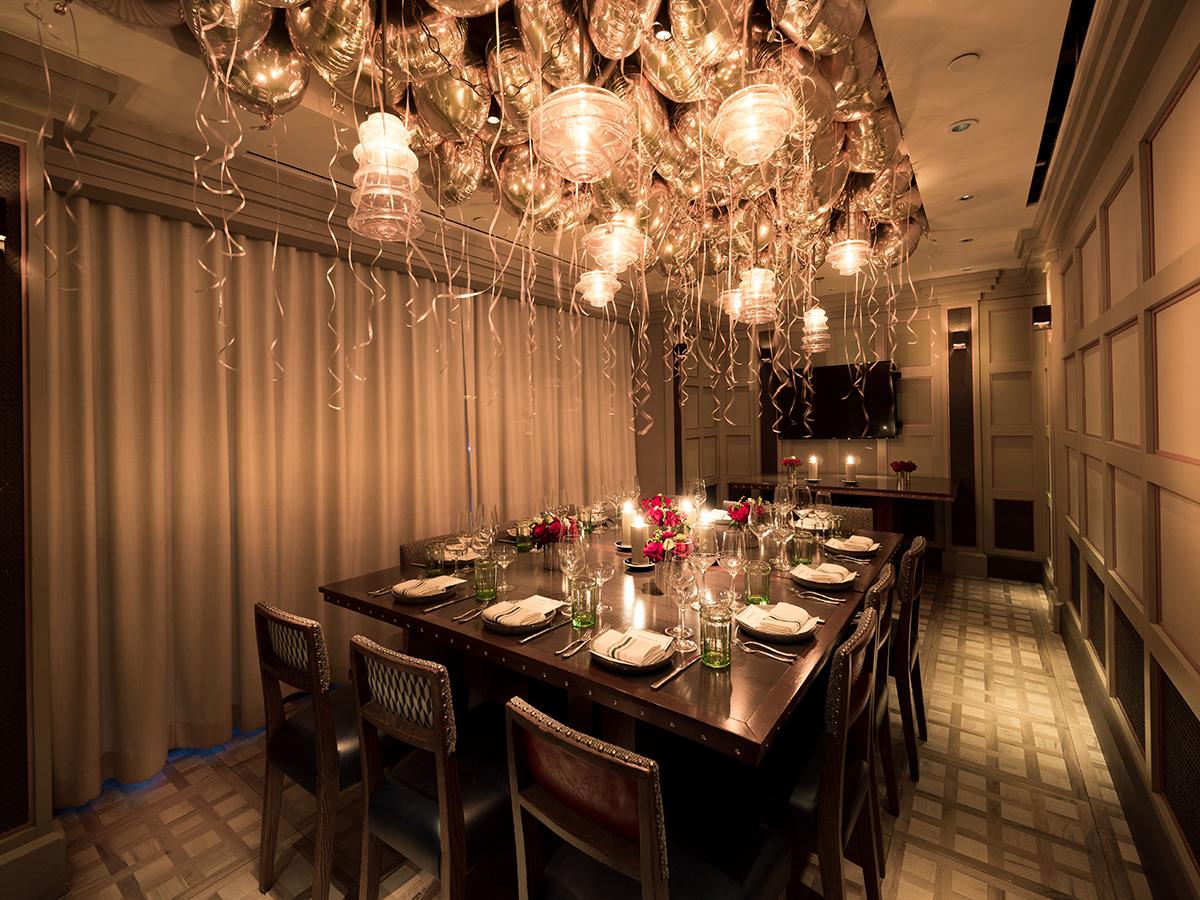 Legasea Private Dining Room